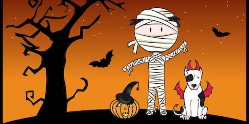 TALLY - Amazing Halloween Scavenger Hunt