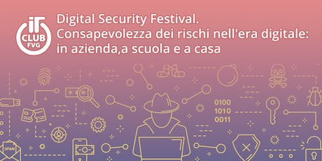 Digital Security Festival biglietti
