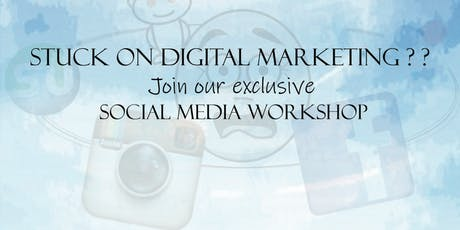 Stuck on Digital Marketing ? tickets