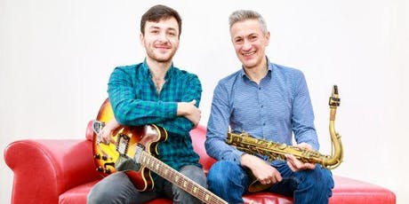 O'Higgins & Luft Play Monk & Trane tickets