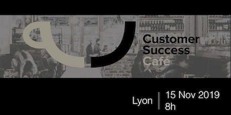 Customer Success Café Lyon - Novembre billets