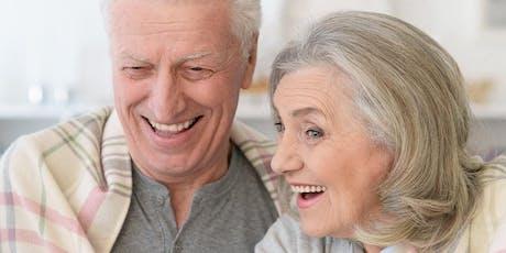 Thuis ouder worden in alle comfort tickets