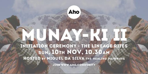 Munay-Ki Initiation Ceremony, The Lineage Rites