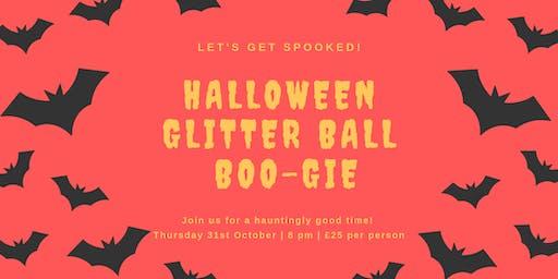 Halloween Glitter Ball Boo-gie
