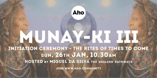 Munay-Ki Initiation Ceremony, The Rites of Time to Come