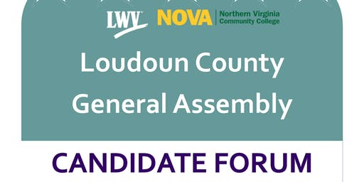 LWVLC General Assembly Candidate Forum