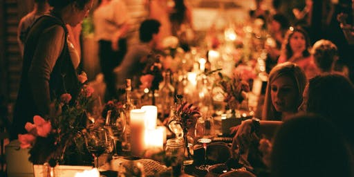 AHJ Presents: A Feast of Love; an evening of food and guided discussion