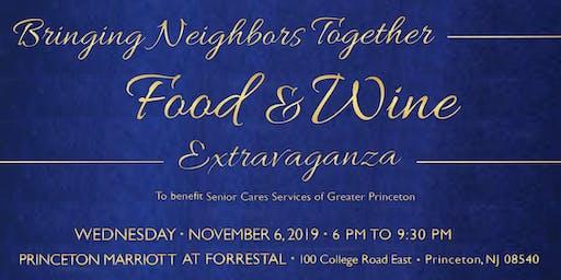 Bringing Neighbors Together - A Food & Wine Extravaganza
