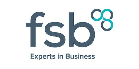 FSB Masterclass: Accessing the Finance Your Business Needs tickets