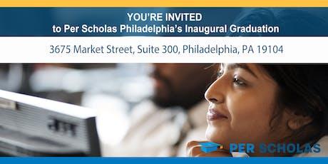 Per Scholas Philadelphia's Inaugural Graduation Powered by TEKsystems tickets