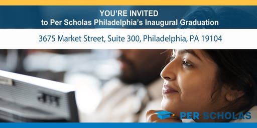 Per Scholas Philadelphia's Inaugural Graduation Powered by TEKsystems