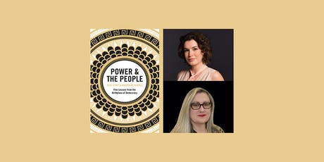Power & The People by Alev Scott and Andronike Makres tickets