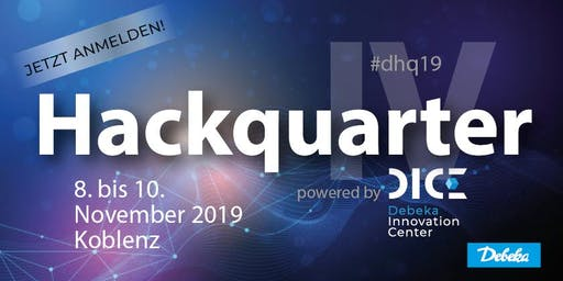 Hackquarter powered by DICE