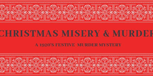 Vintage Christmas Murder Mystery