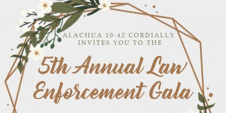 5th Annual Law Enforcement Gala tickets