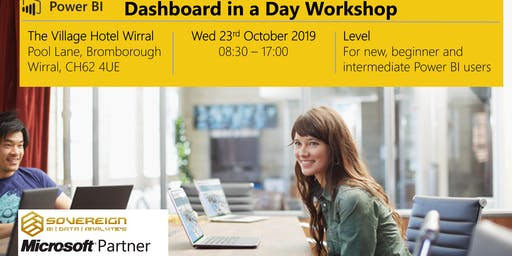 Microsoft Power BI Dashboard in a Day (DIAD) Hands on Workshop