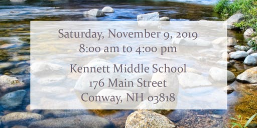 """11/9/2019 """"Caring for Our Children"""" Conference in Conway"""