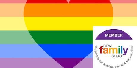 LGBT+ Barnardo's Coffee Morning - Thinking about Adoption? tickets