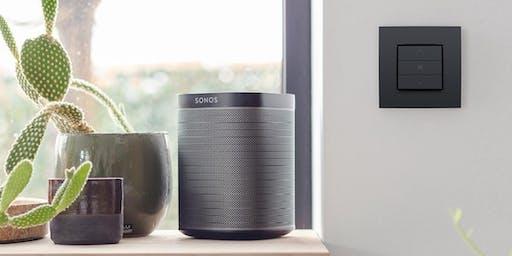 Let the music play! Automatisatie van muziek bij je thuis.
