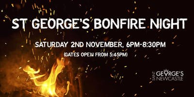 St George's Bonfire Night