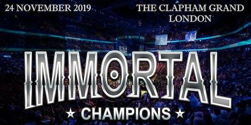 IMMORTAL CHAMPIONS KICKBOXING EVENT 2019