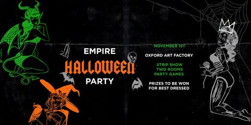 EMPIRE HALLOWEEN #Sydney