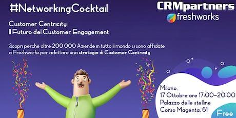 MILANO - Customer Centricity - Il Futuro del Customer Engagement biglietti