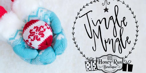 2019 Jingle Mingle presented by Honey Run Boutique