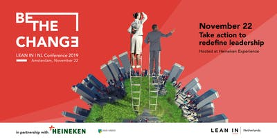 LEAN IN I NL Conference 2019: Be The Change