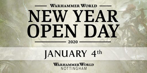 New Year Open Day 2020
