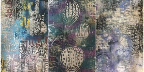 Urban Environments Solo Exhibition | Ana Oliver tickets