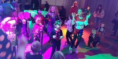 Disgo Calan Gaeaf Plant / Halloween Kids' Disco