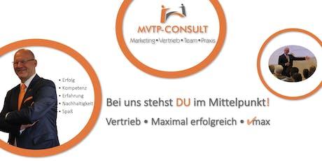 Hamburg • Vertrieb • Maximal erfolgreich • Vmax ✅ Tickets