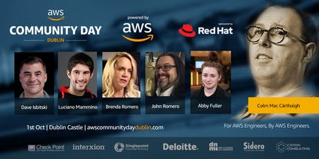 AWS Community Day Dublin - 2019 tickets
