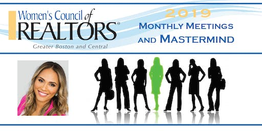 OCTOBER: Monthly Meeting and Mastermind featuring Mian LaVallee