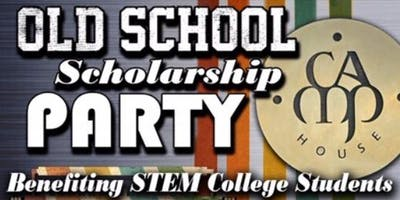 AABE EAST TENNESSEE CHAPTER PRESENTS:  OLD SCHOOL SCHOLARSHIP PARTY