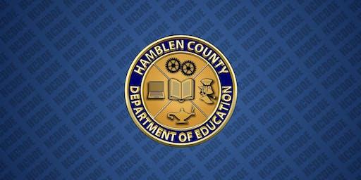 Hamblen County Department of Education November 2019 Substitute Teacher Training