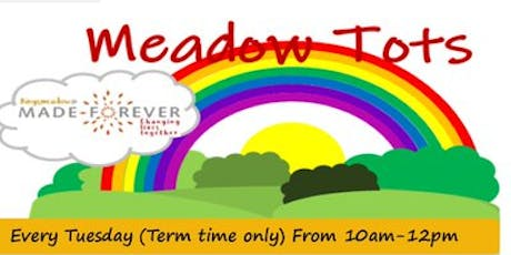 Meadow tots family group  tickets