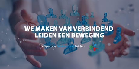 "InspireX netwerkevent ""Verbindend Leiden - Learning by Example in Limburg"" tickets"