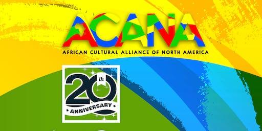 ACANA 20th Anniversary Banquet