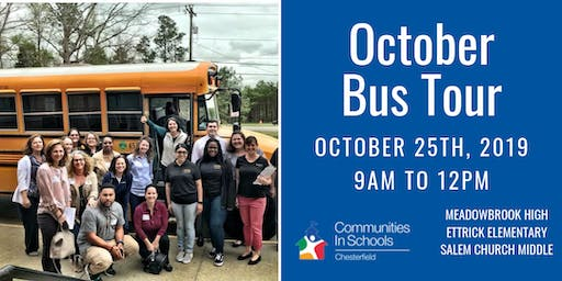 CIS of Chesterfield October Bus Tour