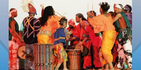 Ubuntu: The Spirit of Togetherness - African Drumming and Dance Workshops tickets