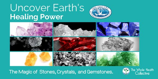Spiritual Speaker Series: Uncover Earth's Healing Power
