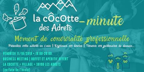 La Cocotte-Minute | Moment de convivialité professionnelle billets