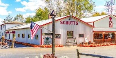Yoga Hike at Schutt's Apple Mill