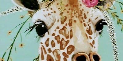 @Enfield: Pretty, pretty Giraffe