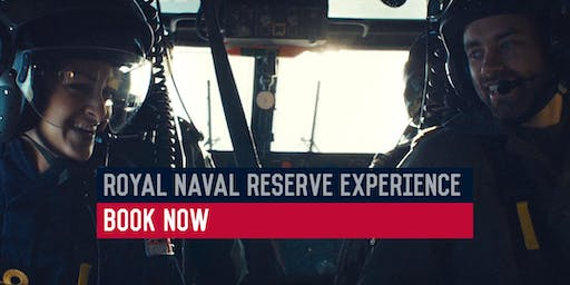 Royal Naval Reserve Experience – HMS Wildfire, Northwood – 16/10/2019