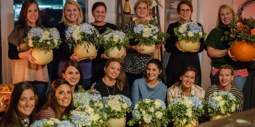 Fall Flower Workshop