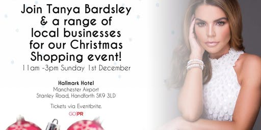 Tanya Bardsley's Christmas Shopping Event