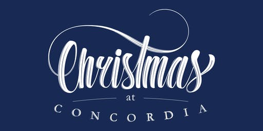 2019 Christmas at Concordia Concert presented by Cattle Bank & Trust